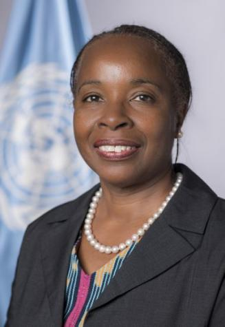 Ms Fatoumata Ndiaye, credit: UN Photo